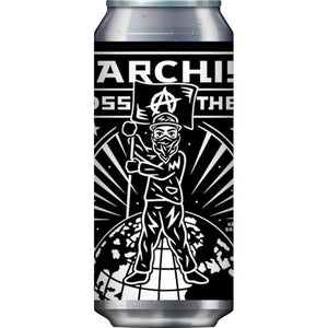 Black Iris Brewery - Anarchists Across the Pond - New England IPA - 440ml Can