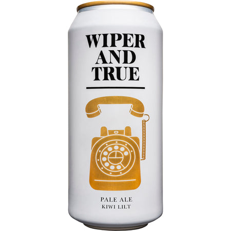 Wiper and True - Kiwi Lilt - Pale Ale - 440ml Can