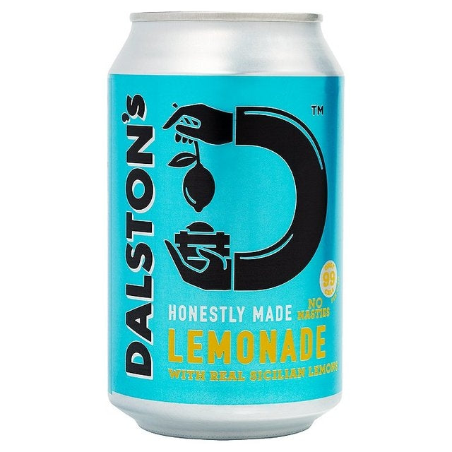 Dalston's - Lemonade - 330ml Can