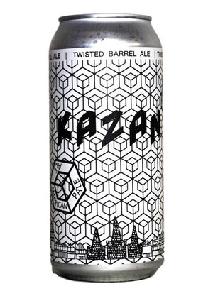Twisted Barrel Ale - Kazan - American Pale Ale - 440ml Can