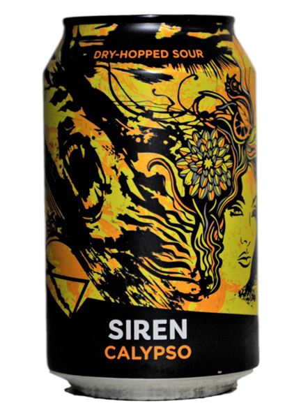 Siren Craft Brew - Calypso - Dry-Hopped Sour - 330ml Can