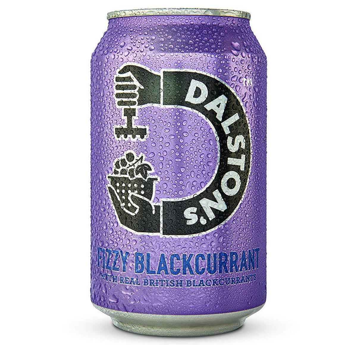 Dalstons - Fizzy Blackcurrant- 330ml Can