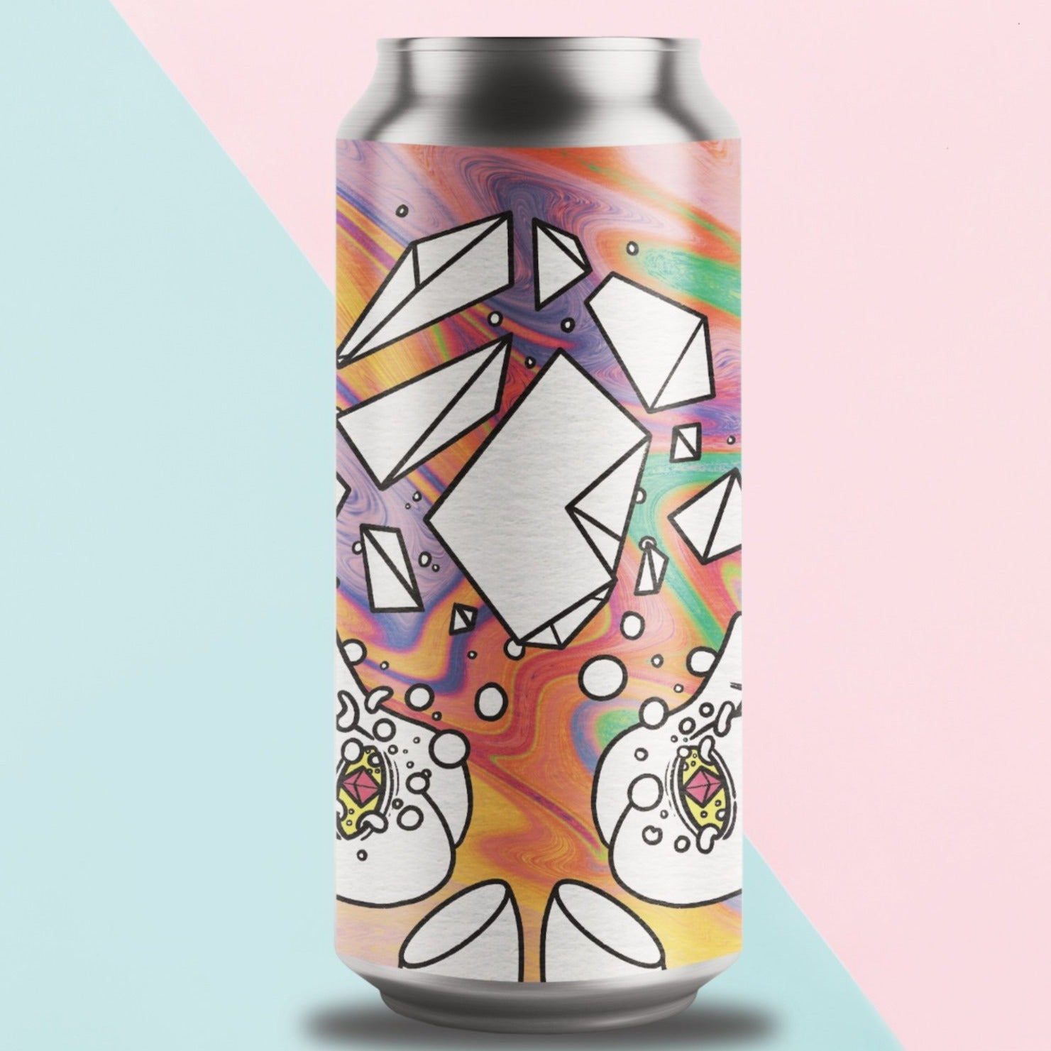 Left Handed Giant - Answer to the Cosmos - Hazy IPA - 440ml Can