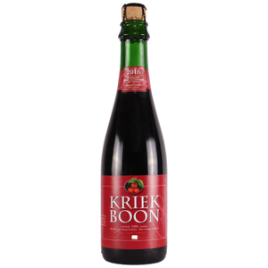 Brouwerij Boon - Kriek Boon - Belgian Lambic Beer - 375ml Bottle