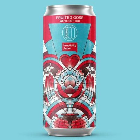 Mondo Brewing - We've Got You - Fruited Gose - 440ml Can
