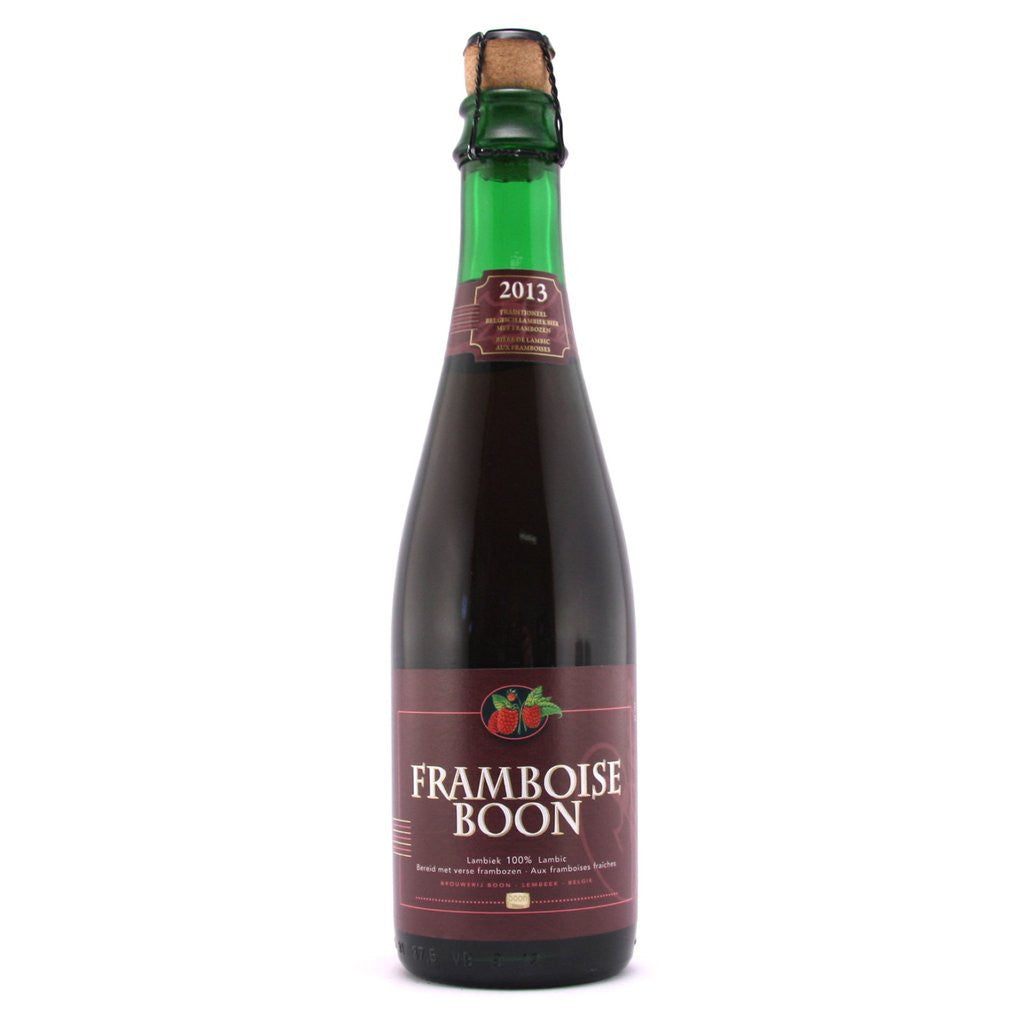 Brouwerij Boon - Framboise Boon - Belgian Lambic Beer - 375ml Bottle