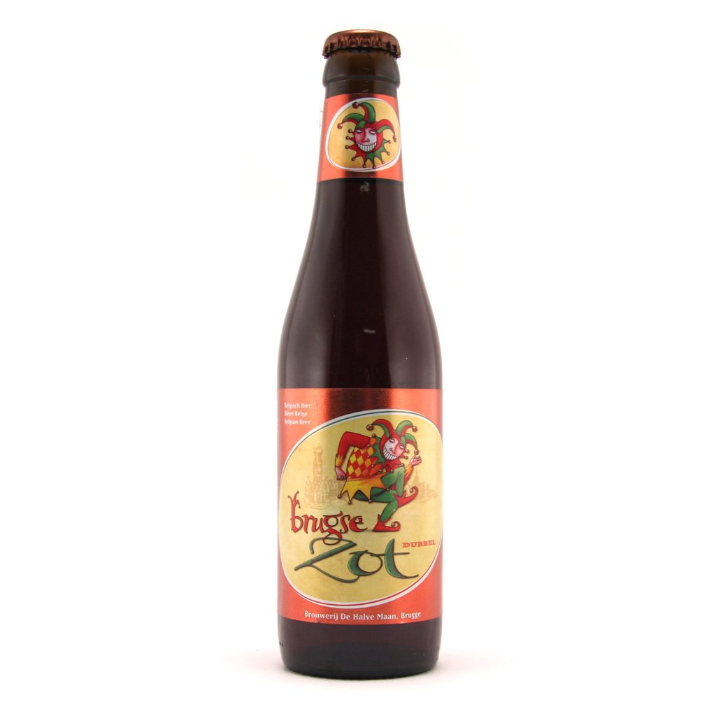 De Halve Maan - Brugse Zot Dubbel - 330ml Bottle