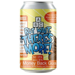 Alphabet Brewing Co - But Wait, There's More! - NE IPA - 330ml Can