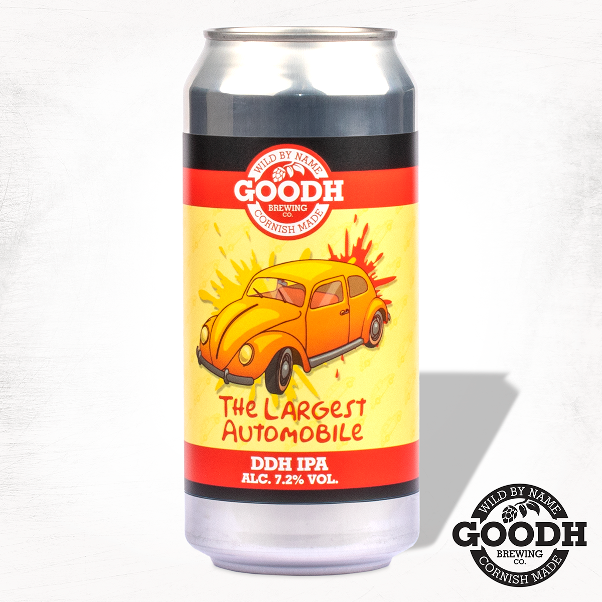 Goodh Brewing - The Largest Automobile - DDH IPA - 440ml Can