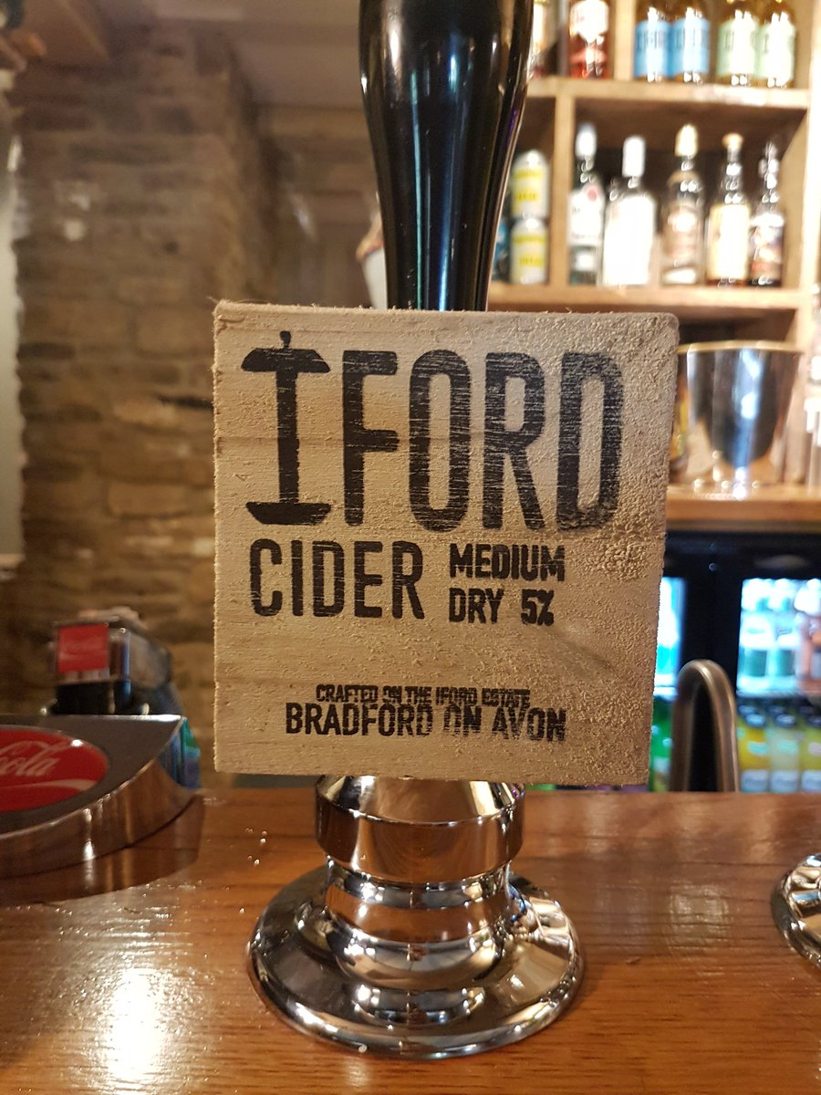 Iford Cider - New Tradition - Draught