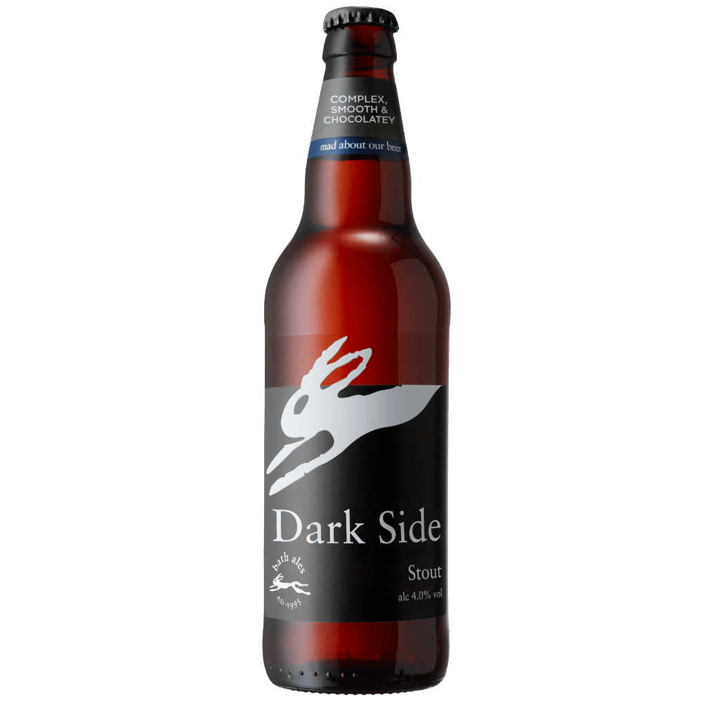 Bath Ales - Dark Side - Smooth Stout - 500ml Bottle