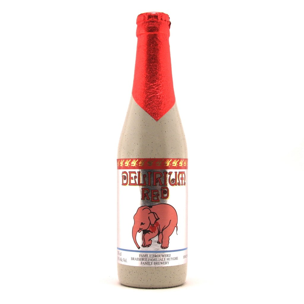 Delirium Red - Strong Fruit Beer - 330ml Bottle