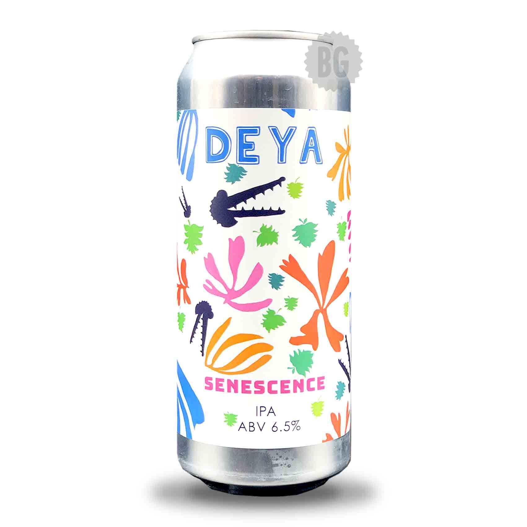 Deya Brewing Co - Senescence - India Pale Ale - 500ml Can