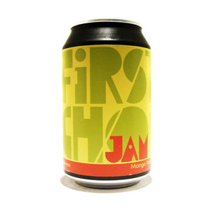 First Chop - Jam - Gluten Free Mango Pale Ale - 330ml Can