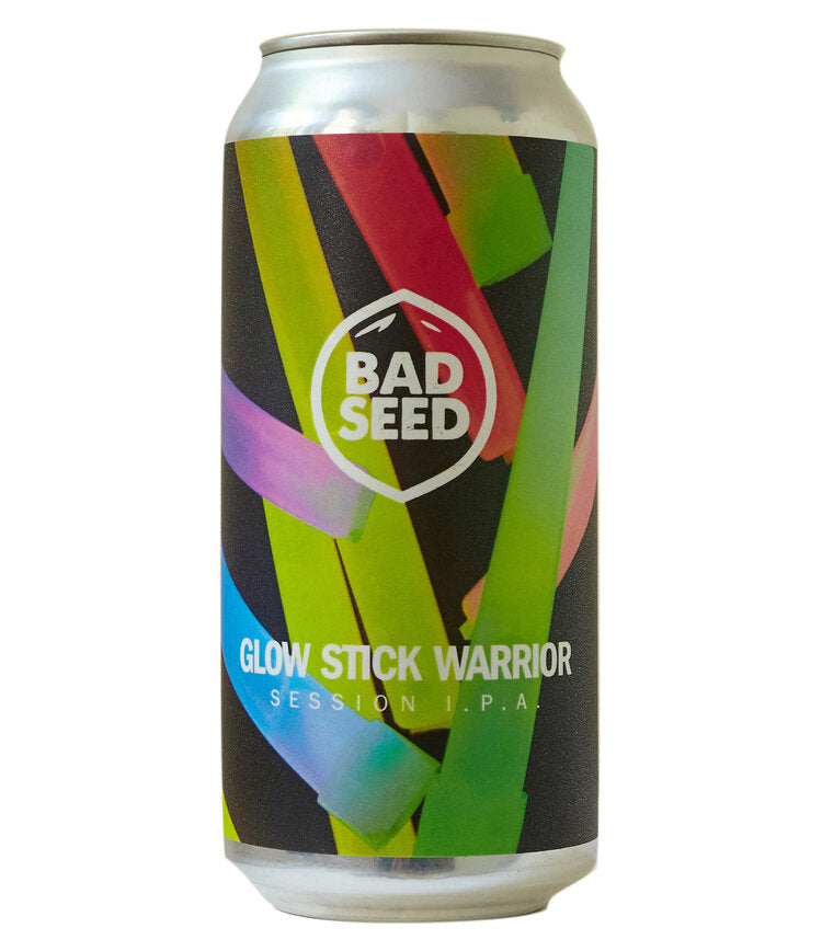 Bad Seed - Glow Stick Warrior - Session IPA - 440ml Can