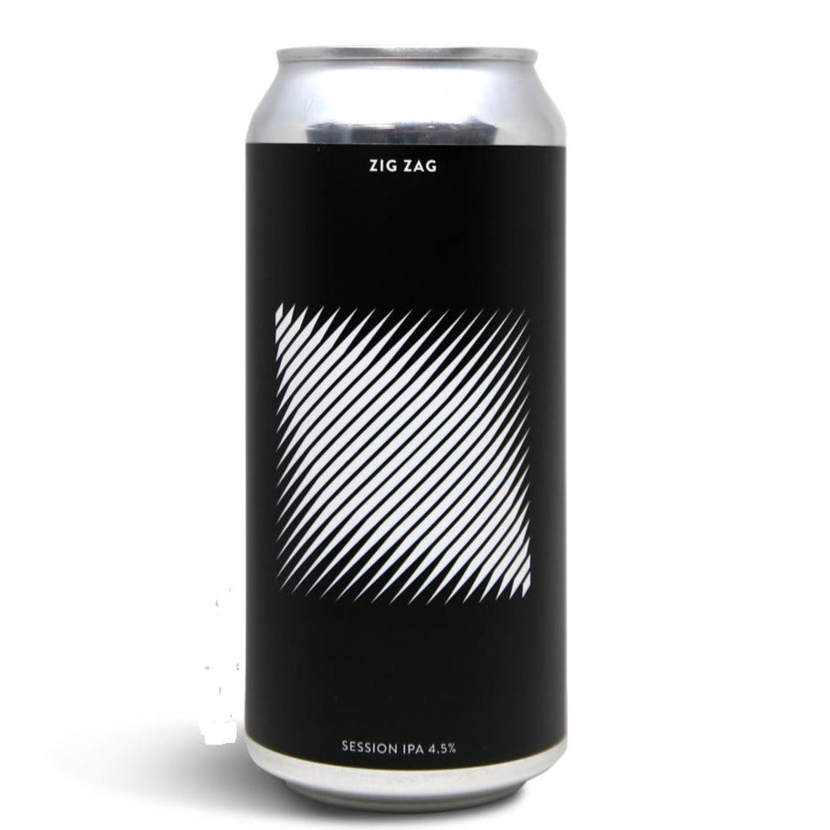 Gamma Brewing Co - Zig Zag - Session IPA - 440ml Can