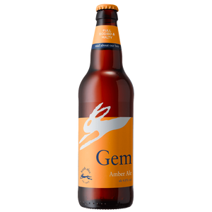 Bath Ales - Gem - Amber Ale - 500ml Bottle