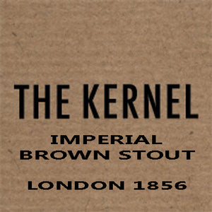 The Kernel - Imperial Brown Stout - London 1856 - 330ml Bottle