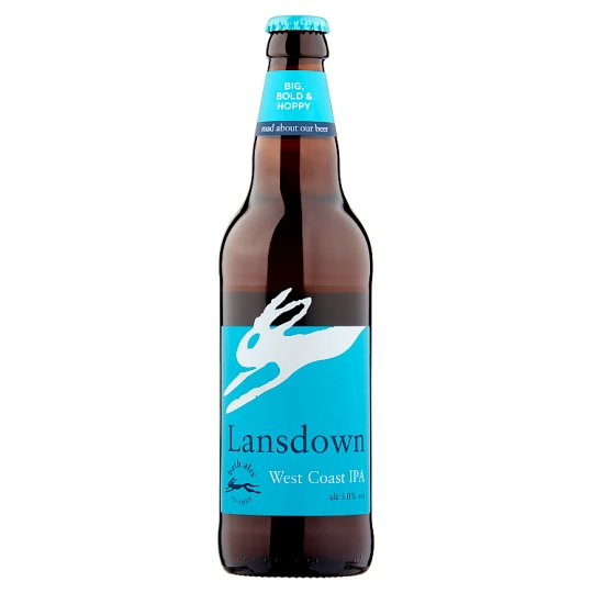 Bath Ales - Lansdown - West Coast IPA - 500ml Bottle