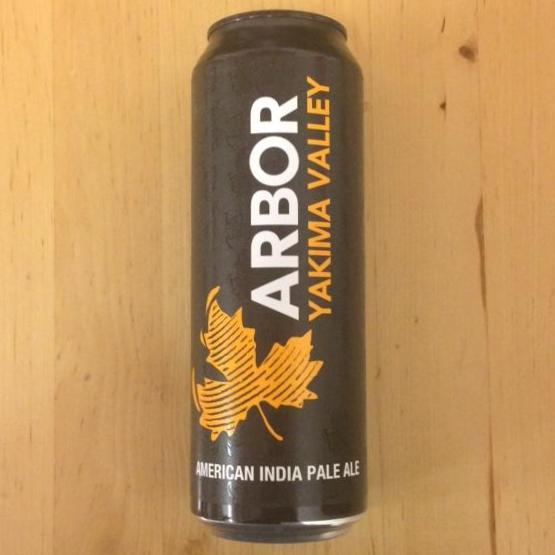 Arbor Ales - Yakima Valley - American Style IPA - 568ml Can