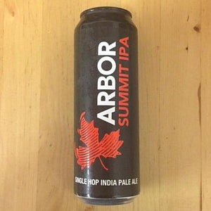 Arbor Ales - Summit - Single Hop IPA - 568ml Can