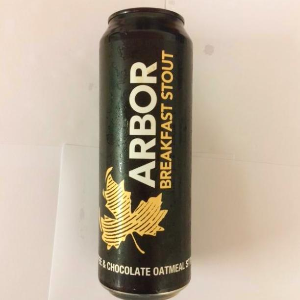 Arbor Ales - Breakfast Stout - 568ml Can