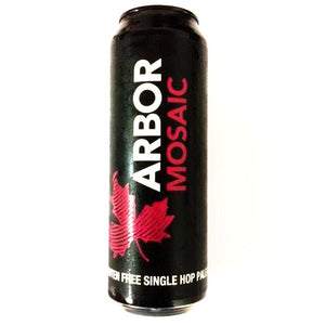Arbor Ales - Mosaic - GF Single Hop Pale Ale - 568ml Can