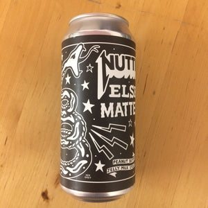 Black Iris Brewery - Nuttin Else Matters - Peanut Butter Jelly Milk Stout - 440ml Can
