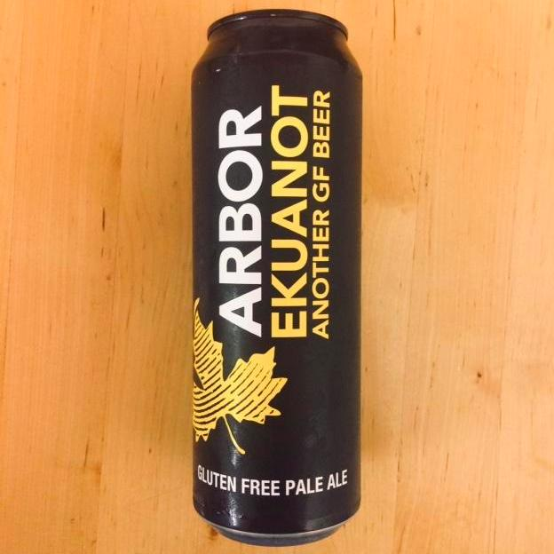 Arbor Ales - Ekuanot Another GF Beer - Gluten Free Pale Ale - 568ml Can