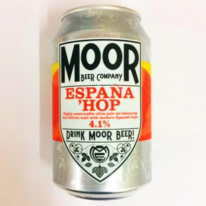 Moor Beer Company - Espana'Hop - Ultra Pale Ale - 330ml Can