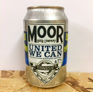 Moor Beer Company - United we Can - Pale Ale - 330ml Can