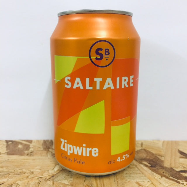 Saltaire Brewery - Zipwire - Citrus Pale Ale - 330ml Can