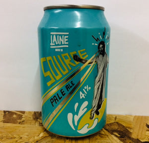 Laine Brew Co - Source - Pale Ale - 330ml Can