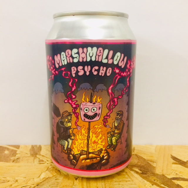 Amundsen - Marshmallow Psycho - Marshmallow Imperial Stout - 330ml Can