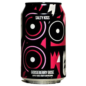 Magic Rock - Salty Kiss - Fruit Infused Gose - 330ml Can