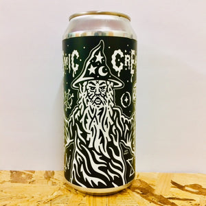 Black Iris Brewery - Cosmic Cream - Cream IPA - 440ml Can