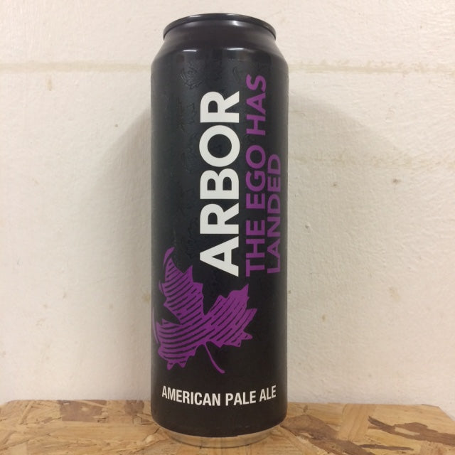 Arbor Ales - The Ego Has Landed - American Pale Ale - 568ml Can