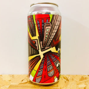 Twisted Barrel Ale - Elavated - West Coast Pale Ale - 440ml Can