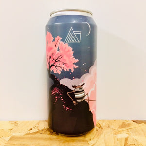 Wander Beyond - Sakura Twilight - Cherry Chocolate Imperial Stout - 440ml Can