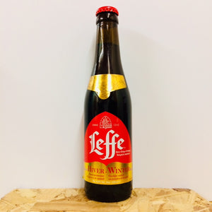 Leffe Biere d'Hiver Winter - Christmas Beer - 330ml Bottle