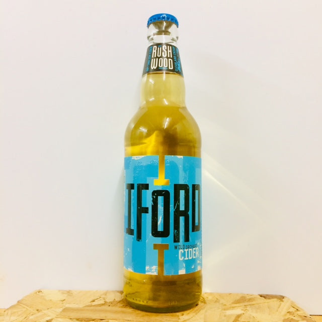 Iford Cider - Rushwood - Dry Cider - 500ml Bottle