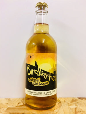 Ross Cider - Birdbarker - Medium Sparkling Cider - 500ml Bottle