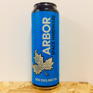 Arbor Ales - Space Hardware - New England IPA - 568ml Can