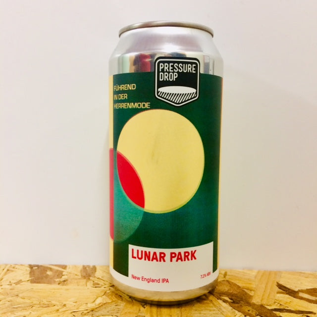 Pressure Drop - Lunar Park - New England IPA - 440ml Can