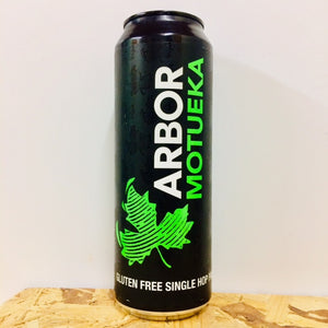 Arbor Ales - Motueka - GF Single Hop Pale Ale - 568ml Can
