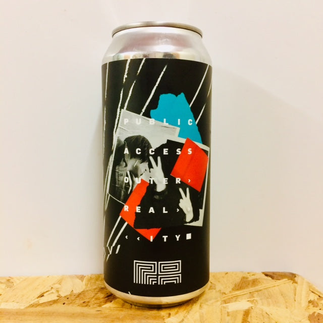 Public Access Liquids - Outer Reality - DDH India Pale Ale - 473ml Can