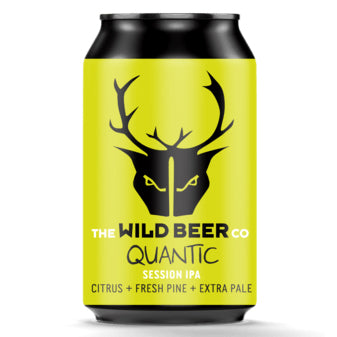 Wild Beer - Quantic- Session IPA - 330ml Can