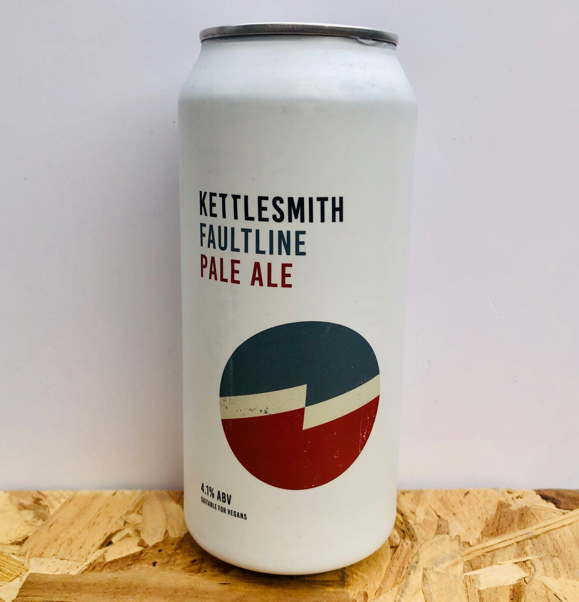 Kettlesmith Brewing - Faultline - Pale Ale - 440ml Can