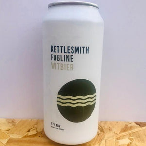 Kettlesmith Brewing - Fogline - Witbier - 440ml Can