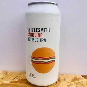 Kettlesmith Brewing - Caroline - Double IPA - 440ml Can